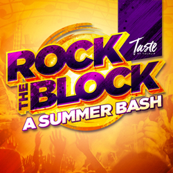 Enjoy Tulalip Resort Casino south of Richmond, BC near Seattle on I-5 with Taste of Tulalip Presents Rock the Block in the Tulalip Amphitheatre Saturday, July 27 - get your tickets!