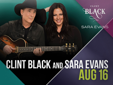 Play slots at Tulalip Resort Casino south of Vancouver, BC near Seattle on I-5 and enjoy live music like Clint Black and Sara Evans on August 16th, 2018!