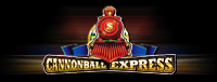 The fabulous Tulalip Resort Casino south of Vancouver, BC near Seattle on I-5 invites you to play the breathtaking Cannonball Express Vegas-style slot machine!