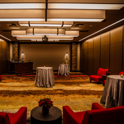 The fabulous Tulalip Resort Casino just north of Bellevue and Seattle on I-5 has spectacular meeting facilities and staff available for your event - check out Chinook III!