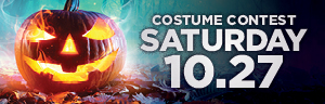 Costumes at Tulalip Resort Casino can win up to $500 in the Costume Contest in Canoes Cabaret on October 27 - we are located just north of Bellevue and Seattle on I-5!