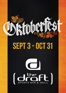 Play slots at Tulalip Resort Casino south of Richmond, BC near Seattle on I-5 and enjoy special Oktoberfest dining options in The Draft through October 31!