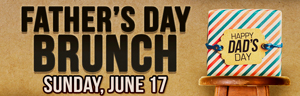 The fabulous Tulalip Resort Casino just north of Seattle near Marysville, WA on I-5 hosts a  wonderful Father's Day brunch in the Orca Ballroom - get your tickets!