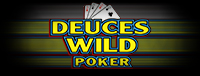 Deuces Wild Poker slot machine is at Tulalip Resort Casino near Seattle