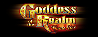 Play slots at Tulalip Resort Casino south of Vancouver, BC near Seattle on I-5 like the exciting Goddess of the Realm - Flame Star video gaming machine!