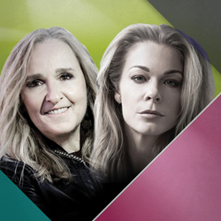 The fabulous Tulalip Resort Casino south of Vancouver, BC near Seattle on I-5 hosts Melissa Etheridge and LeAnn Rimes playing live in concert in Tulalip Amphitheatre - get your tickets!