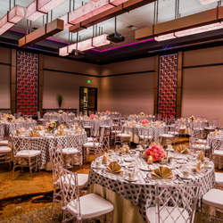 The fabulous Tulalip Resort Casino just north of Bellevue and Seattle on I-5 has spectacular meeting facilities and staff available for your event - check out Orca I!