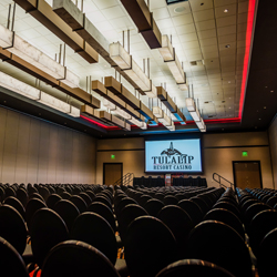 The fabulous Tulalip Resort Casino just north of Bellevue and Seattle on I-5 has spectacular meeting facilities and staff available for your event - check out Orca II!