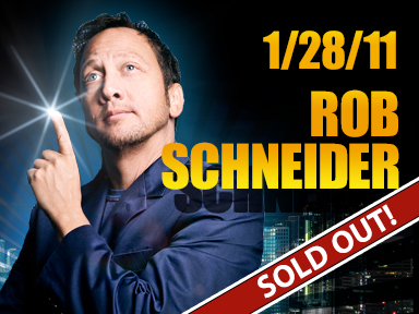 Rob Schneider - January 28, 2012