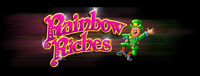 Rainbow:  Play the exciting Rainbow Riches slot machine at the Q near Marysville.