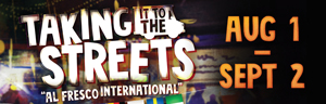"Play slots at Tulalip Resort Casino and enjoy our Taking It To th Streets ""Al Fresco International"" dining specials in Eagles Buffet August 1 - September 2 - located south of Vancouver, BC near Seattle on I-5!"