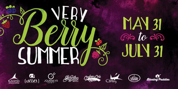 Join us at Tulalip Resort Casino just north of Kirkland near Marysville, WA on I-5 for Very Berry Summer specials at our wonderful restaurants!