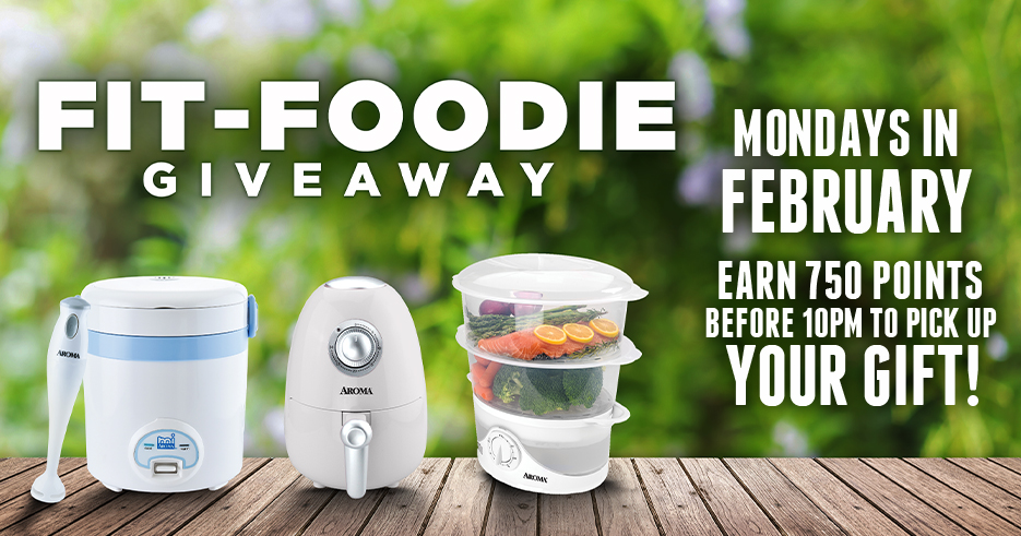 Play slots at Tulalip Resort Casino just north of Marysville on I-5 to enter the FIT FOODIE GIVEAWAY drawing!