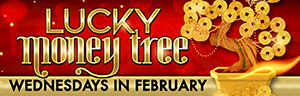 Tulalip Resort Casino - Grow your fortune in February! Get up to $150 Free Play every Wednesday! Just earn 500 points Thursday-Tuesday and watch your bonus grow.