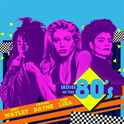 Enjoy Ladies of the 80's live in concert at the Tulalip Resort Casino in the Orca Ballroom on Friday, October 16, 2020 - get your tickets!