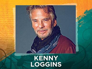 This is an image of when Kenny Loggins performed on June 25, 2020, at the Tulalip Amphitheatre.