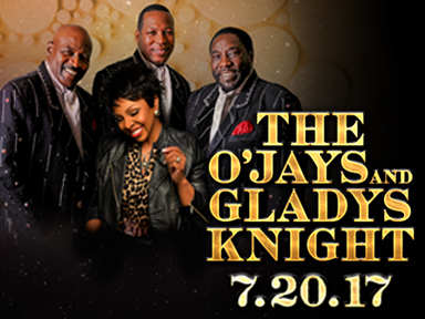 The fabulous Tulalip Resort Casino near Seattle on I-5 hosted infamous The O'Jays and Gladys Knight on Thursday, July 20th!