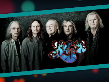 Yes performed live at the Tulalip Amphitheater August 21, 2014
