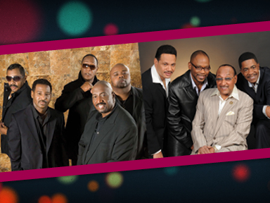 The Temptations, The Four Tops and Mary Wilson of The Supremes performed live at the Tulalip Amphitheater July 10, 2014