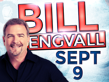 The fabulous Tulalip Resort Casino, just north of Seattle near Marysville, WA on I-5, hosted the hilarious Bill Engvall live in the Orca Ballroom on Saturday, September 9th!