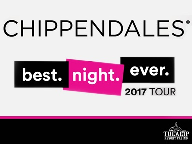 The fabulous Tulalip Resort Casino near Seattle on I-5 hosted Chippendales on June 9th and 10th, 2017!