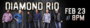 A night out at Tulalip Resort Casino south of Richmond, BC near Seattle on I-5 can include slots, dinner, and Diamond Rio live - get your tickets!
