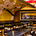 Journeys East Asian cuisine to dine in or take out at luxurious Tulalip Casino Resort near Seattle – dining room setting