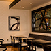 Journeys East Asian cuisine to dine in or take out at luxurious Tulalip Casino Resort near Seattle – dining room décor