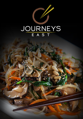 Relax and enjoy Tulalip Resort Casino's Journeys East dining experience - near Seattle on I-5!