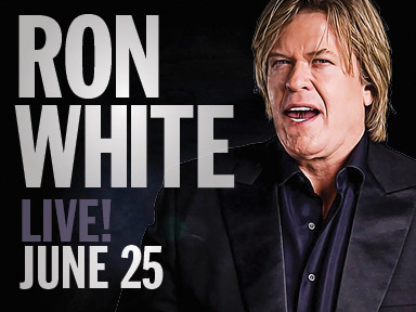 Comedian Ron White preformed live at the Tulalip Resort Casino on June 25th, 2016.