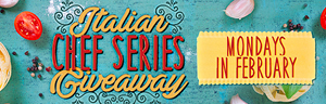 Play and earn at Tulalip Resort Casino just north of Seattle near Marysville, WA on I-5 with the Italian Chef Series Giveaway all February on Mondays!