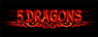 Come into The Tulalip Resort Casino to play the slot machine 5 Dragons with a chance to win.