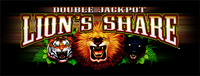 Double Jackpot – Lion's Share slot game at Tulalip Resort Casino