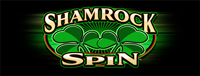Shamrock Spin slot game at Tulalip Resort Casino
