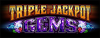 Triple Jackpot Gems slot game at Tulalip Resort Casino