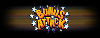 Come play the Bonus Attack slot machine at the fabuluous Tulalip Resort Casino near Seattle on I-5!