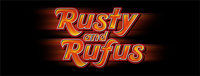 lay slots at Tulalip Resort Casino north of Everett near Marysville on I-5 like the exciting Rusty and Rufus premium video gaming machine!