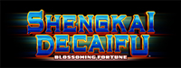 Shengkai Decaifu-Blossoming Fortune slot game at Tulalip Resort Casino