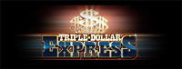 The fabulous Tulalip Resort Casino south of Richmond, BC near Seattle features the incredible Triple Dollar Express slot machine!