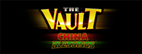 Come into The Tulalip Resort Casino to play the slot machine Vault – China Blessings with a chance to win.