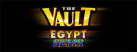 Come into The Tulalip Resort Casino to play the slot machine Vault – Egypt Gems with a chance to win.