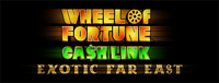Come into The Tulalip Resort Casino to win on the slot machine Wheel of Fortune – Ca$h Link – Exotic Far East.
