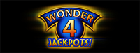 Come into The Tulalip Resort Casino to play the slot machine Wonder 4 Jackpots with a chance to win.