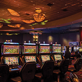 The fabulous Tulalip Resort Casino offers your favorite slots to play with great promotions including the most cash back!