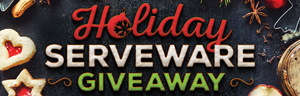 Play slots at Tulalip Resort Casino just north of Bellevue and Seattle on I-5 and earn complimentary gifts every Monday in October in the Holiday Sereveware Giveaway!