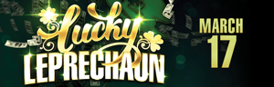 At the fabulous Tulalip Resort Casino just north of Seattle near Marysville, WA on I-5 play Lucky Leprechaun on St. Patrick's Day!