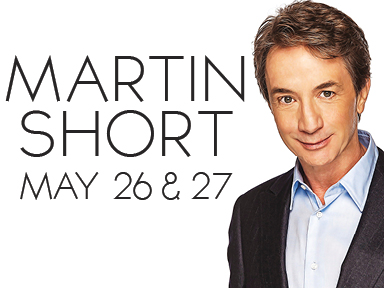 The fabulous Tulalip Resort Casino near Seattle on I-5 hosted Martin Short live in the Orca Ballroom on Friday, May 26th and Saturday, May 27th!