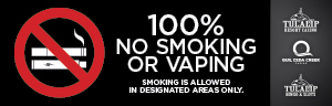 Tulalip Resort Casino - No Smoking or Vaping