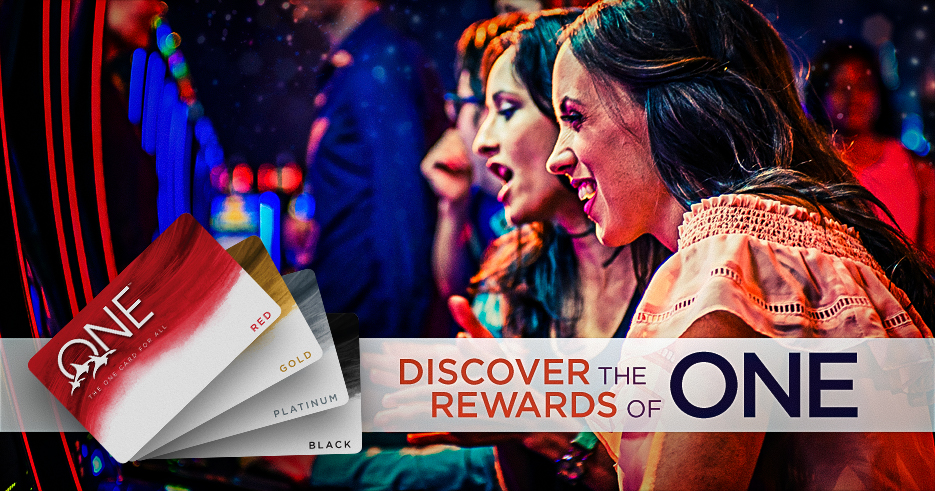 Come in to Tulalip Tulalip Resort Casino just north of Lynnwood near Marysville, WA on I-5 to play slots and earn points for each game credit you play on your ONE club card!