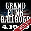 Enjoy Grand Funk Railroad live in concert at the Tulalip Resort Casino in the Orca Ballroom on Friday, April 10, 2020 - tickets are sold out!